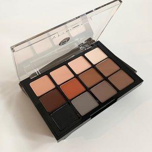 BNIB Viseart Neutral Matte Eyeshadow Palette